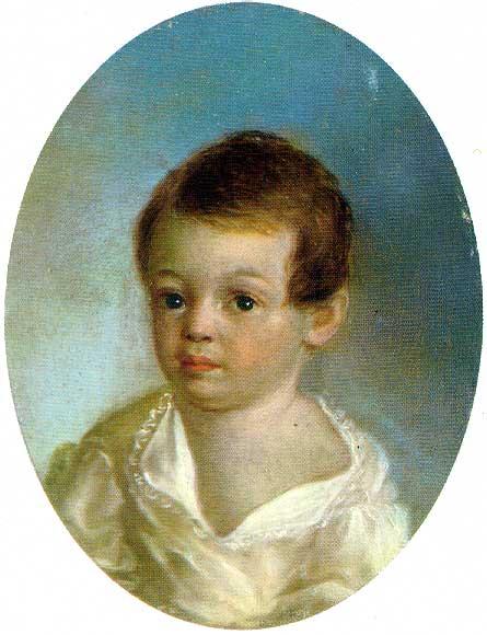 Портреты пушкина